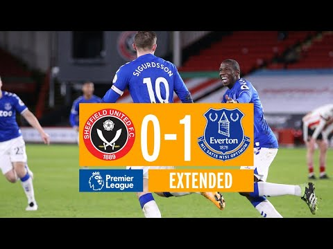 Download EXTENDED HIGHLIGHTS | SHEFFIELD UNITED 0-1 EVERTON