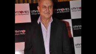 Anupam Kher Attends Screening Of
