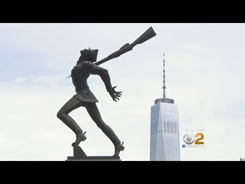 Should Jersey City's Soldier Statue Be Moved?
