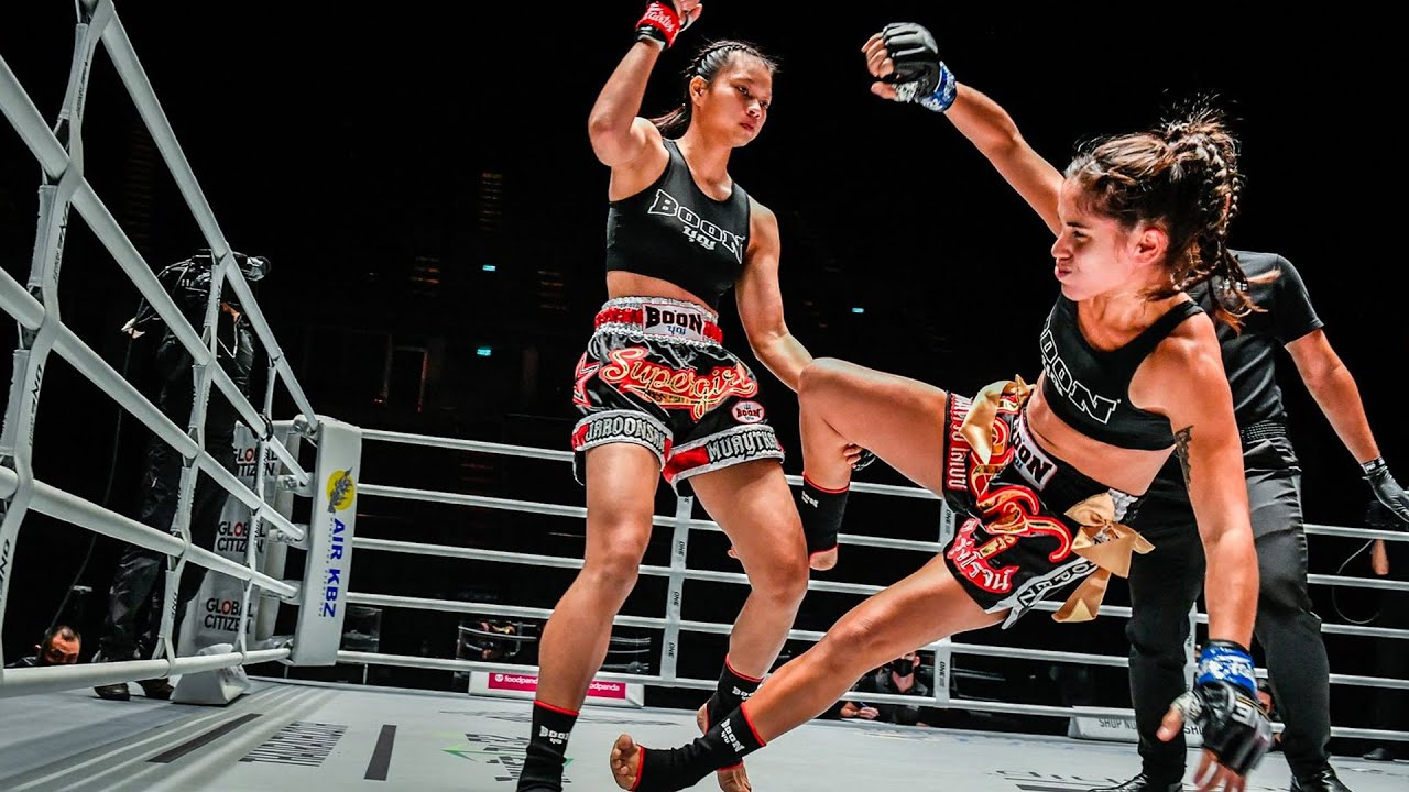 All ONE Championship Knockouts In September 2020