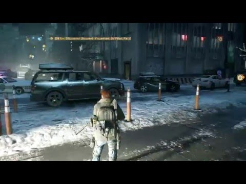 The Division: Procurement Uv Filters, Part One.