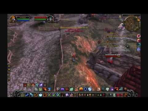 Cataclysm Beta - Battle of Andorhal Forsaken pt1