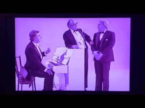 Peter Skellern on Morecambe & Wise Christmas special