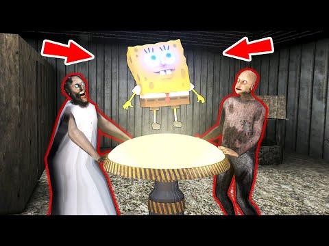 Download Granny vs Sponge Bob Square Pants vs Grandpa- funny horror animation parody (p.65)