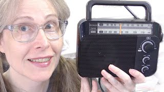 Just How Terrible Is A NEW Portable Radio???