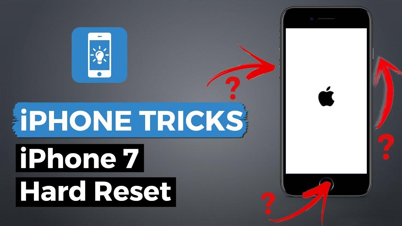 iPhone Reset - einfach & schnell das iPhone neu starten!