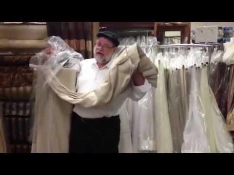 Hamilton Drapery | Crazy Joes Curtains & Draperies | 905-848-2181