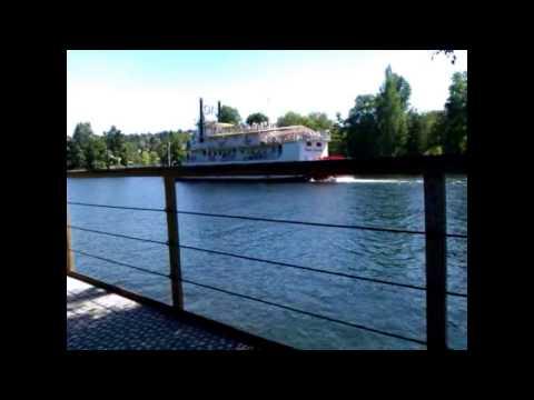 Calliope On the Lake Washington Ship Canal