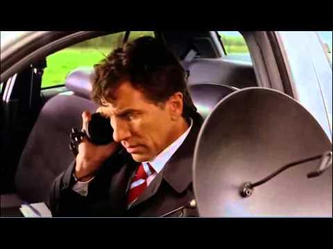 Kryptonian Girl Kills FBI Agent (Smallville)