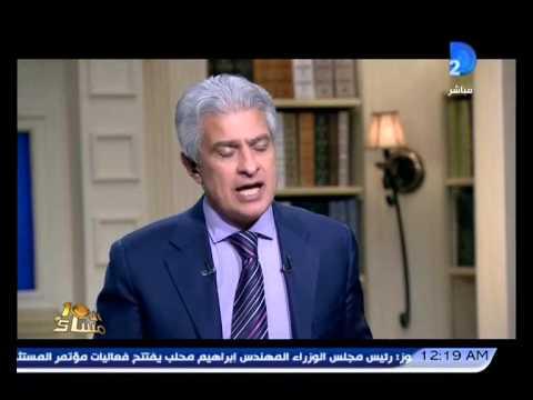 برنامج العاشرة مساء|مع وائل الإبراشى حلقة 9-6-2015
