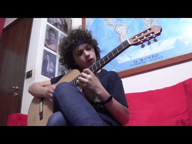 SIMONE APRILE plays NGILEPPU by MARCELLO ZAPPATORE