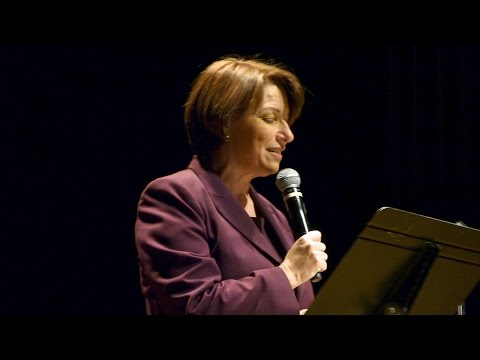 MinnRoast 2017: Sen. Amy Klobuchar monologue