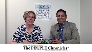 Chamber Spotlight   Meet Jobany Bedoya Staff Member of  the Greater Reading Chamber Alliance