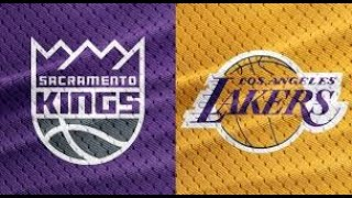 (LIVE) LOS ANGELES LAKERS VS. SACRAMENTO KINGS - 8/13/20 - GAME COMMENTARY/BREAKDOWN ONLY (NO VIDEO)