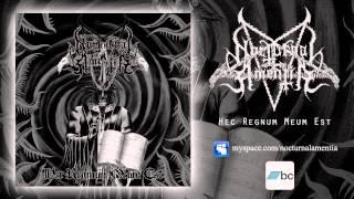 Nocturnal Amentia - Hec Regnum Meum Est (New Song 2012) [HQ]
