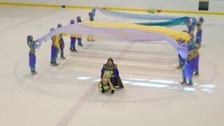 Спортивный балет на льду