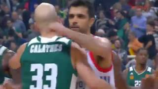 Panathinaikos Athens - Anadolu Efes 90-79 |Highlights|