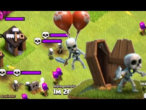 Skeleton Trap review Clash of Clans