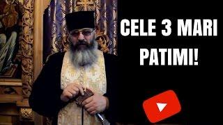 Cele 3 mari PACATE din secolul 21 - Parintele CALISTRAT