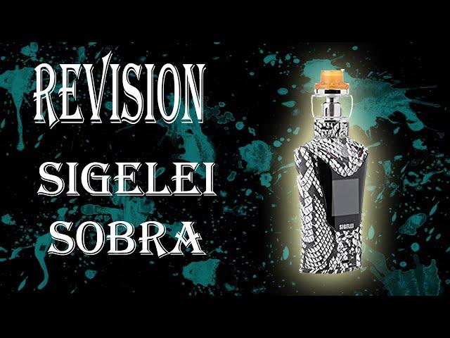 Sigelei Sobra Kit Revisión en Español