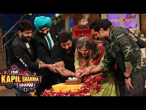 The Kapil Sharma Show - 5th November 2017 | Full Launch Event | Sony Tv Kapil Sharma Comedy Show
