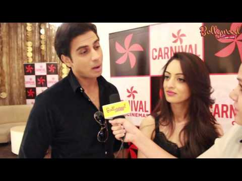 """Exclusive Interview With """"Shiv Pandit"""" & Sandeepa Dhar ( 7 HOURS TO GO )"""