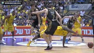 Promo: Maccabi Tel Aviv - Charleroi (17.11)