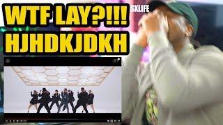 LAY - Honey (和你)' MV | WTF LAY!!!!!!!!! | Reaction!!! EXO