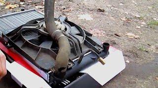 Замена радиатора ваз 2110-12. АВТОпрактик