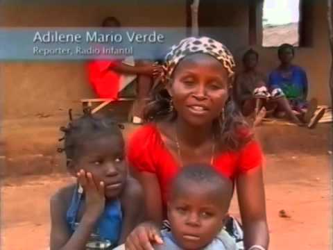 The Childrens Radio, Radio Infantil – Mozambique   2004 Eng