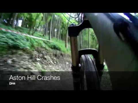 Aston Hill Crashes