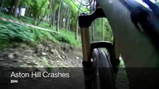 Aston Hill Crashes
