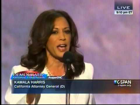 Kamala Harris Remarks at 2012 Democratic National Convention