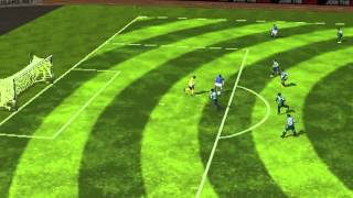 FIFA 13 iPhone/iPad - Santos Laguna vs. Cruz Azul