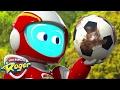 Space Ranger Roger | Roger's Soccer Shock | HD Full Episode 4 | Cartoons For Kids