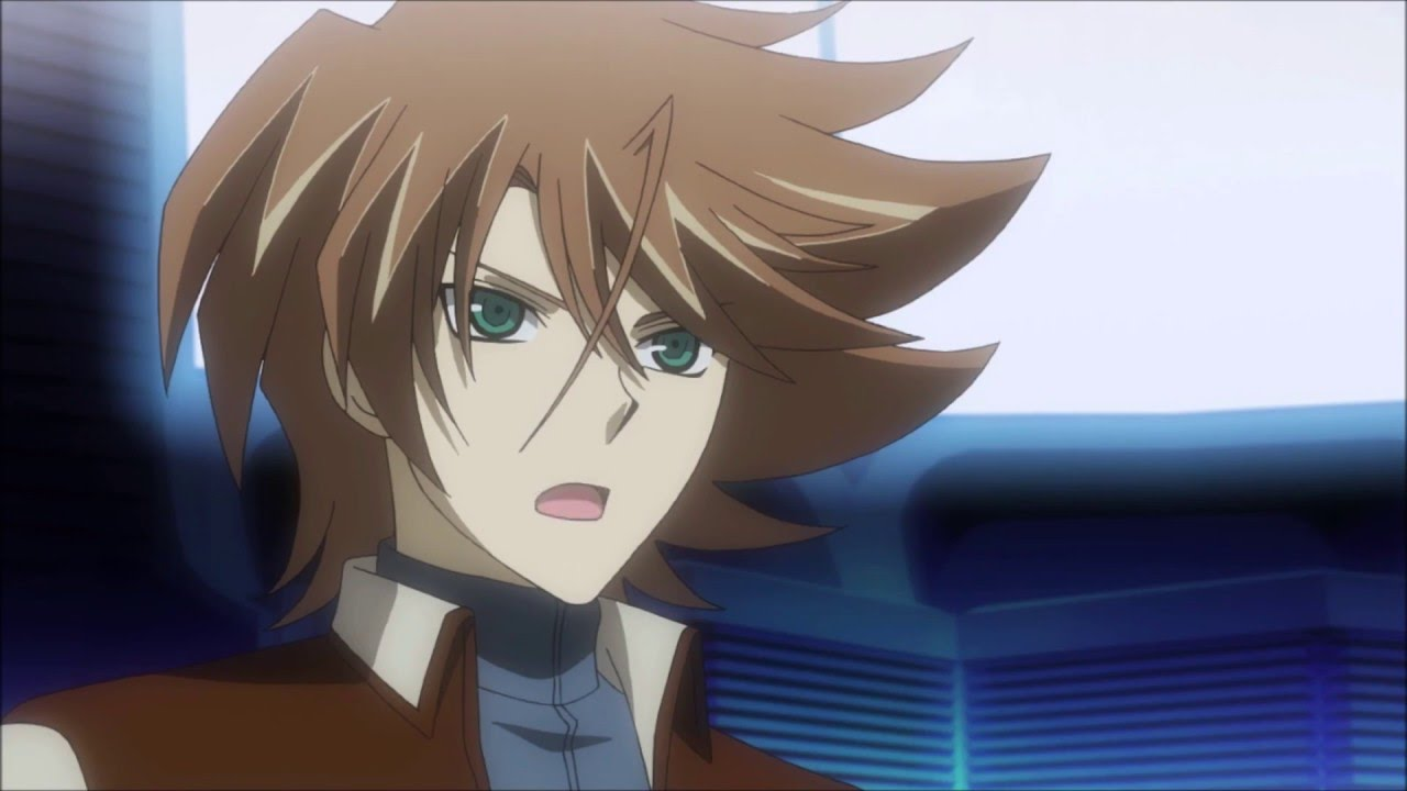 Vanguard Cardfight Kai Cardfight!! Vanguard a...