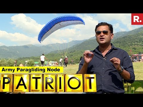 Army Paragliding Node
