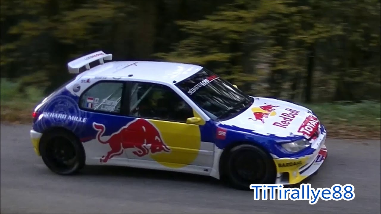s bastien loeb 306 maxi test rallye du var 2017 youtube. Black Bedroom Furniture Sets. Home Design Ideas
