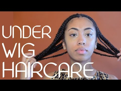 3 Ways to Wear Your Hair Under a Wig