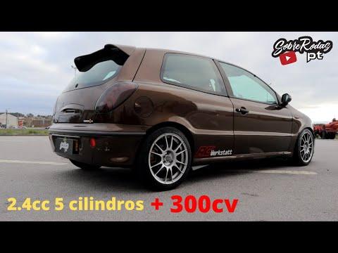 Fiat Bravo Não So De Nome 2.4cc +300cv By RCwerkstatt