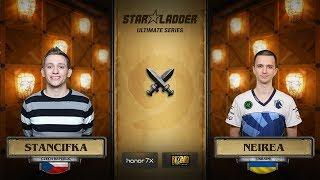 StanCifka vs Neirea, StarLadder Hearthstone Ultimate Series