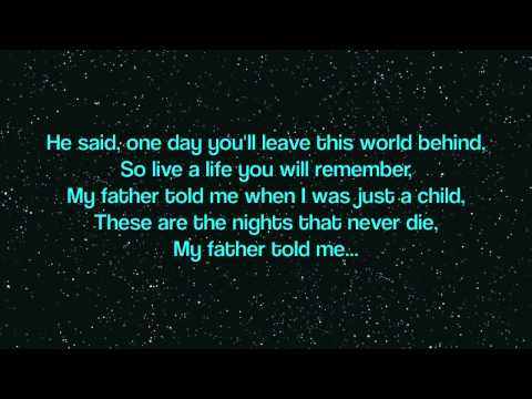 Avicii  The Nights Lyrics HD