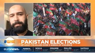 Pakistan Elections: Pakistanis prepare to go to the polls amid violence
