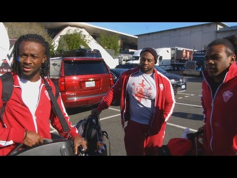The New Day try to stay positive as they react to Daniel Bryan's retirement: February 8, 2016