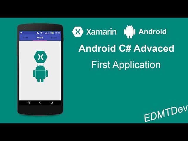 Xamarin Android Tutorial - Advanced