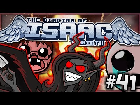 The Binding of Isaac: Rebirth - Lord of the Cat! (Episode 41)