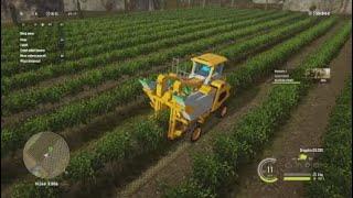 Odcinek 2 cześć 2 Mapa Włoch Zbiur Winogron Pure Farming 2018
