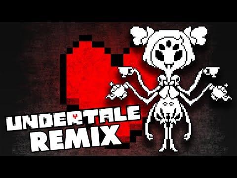 Undertale - Spider Dance (Drum & Bass / Nightcore Remix)