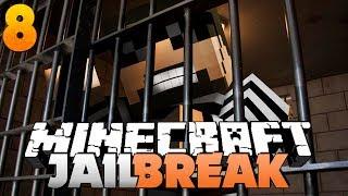 Minecraft JAIL BREAK S2E8 - SO MANY DIAMONDS