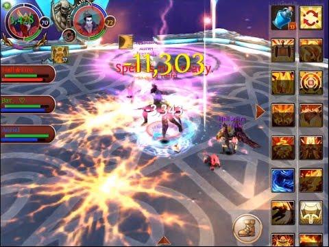 Order & Chaos Online: Lu Yunfei Legend Boss Kill FK DPS